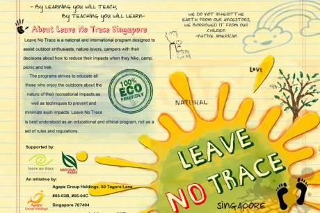 Leave No Trace Singapore