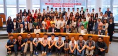 International Youth Leaders: Singapore-Hong Kong Delegation