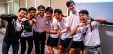 Engagement. Determination. Goals. Empowerment. What's Up after ITE?