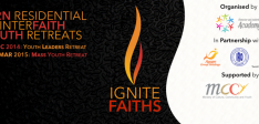IGNITE FAITHS: Press Release