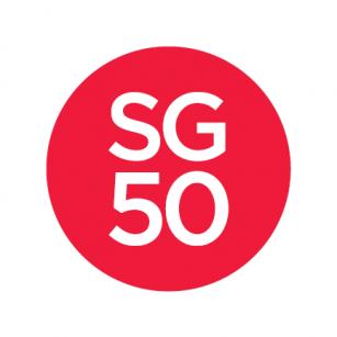 SG50 Logo