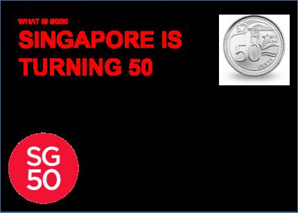 SG50 Postcard (Front)